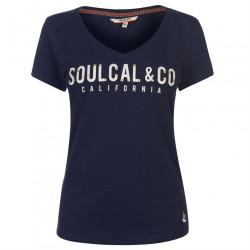 Dámske tričko SoulCal H5946