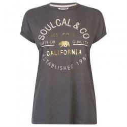 Dámske tričko SoulCal J4322