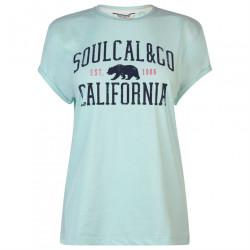 Dámske tričko SoulCal J4323