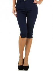 Dámske trojštvrťové jeansy Daysie Q4251