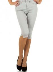 Dámske trojštvrťové jeansy Daysie Q4252