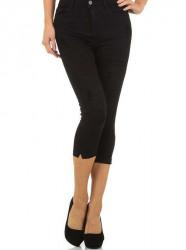 Dámske trojštvrťové jeansy Naum Q4253