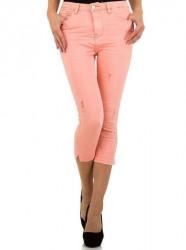 Dámske trojštvrťové jeansy Naum Q4254