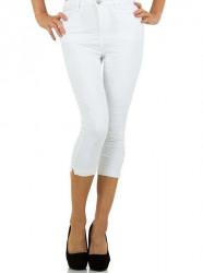 Dámske trojštvrťové jeansy Naum Q4255