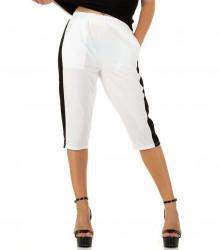 Dámske trojštvrťové nohavice Holala Q4155