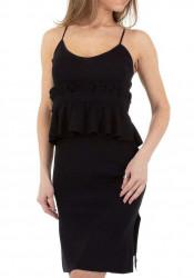 Dámske úpletové šaty Q9291