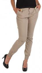 Dámske voĺnočasové nohavice Adidas Neo W0030
