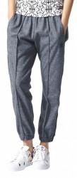 Dámske voĺnočasové nohavice Adidas Originals D0579