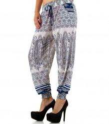 Dámske voĺnočasové nohavice Holala Q4133