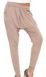 Dámske voĺnočasové nohavice N0255