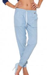 Dámske voĺnočasové nohavice N0258