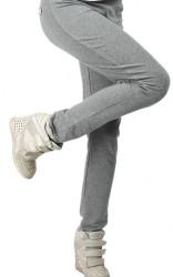 Dámske voĺnočasové nohavice N1161