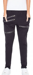 Dámske voĺnočasové nohavice N1164