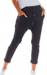 Dámske voĺnočasové nohavice N1167