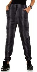 Dámske voĺnočasové nohavice Q6435