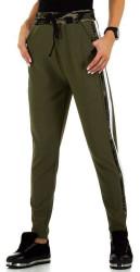 Dámske voĺnočasové nohavice Q6438