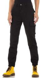 Dámske voĺnočasové nohavice Q7140