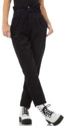 Dámske voĺnočasové nohavice Q7148