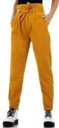 Dámske voĺnočasové nohavice Q7150