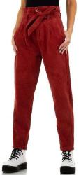 Dámske voĺnočasové nohavice Q7151
