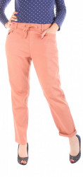 Dámske voĺnočasové nohavice Tom Tailor W2107