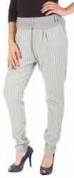Dámske voĺnočasové nohavice W2488