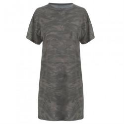 Dámske voĺnočasové šaty Firetrap J4519