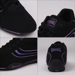 Dámske voĺnočasové topánky Lonsdale H2517 #5
