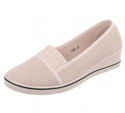 Dámske voĺnočasové topánky Q2146