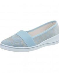 Dámske voĺnočasové topánky Q2576
