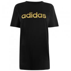 Dámske voĺnočasové tričko Adidas J6560