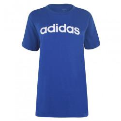 Dámske voĺnočasové tričko Adidas J6563