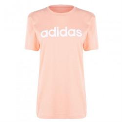 Dámske voĺnočasové tričko Adidas J6564