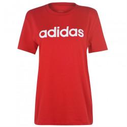 Dámske voĺnočasové tričko Adidas J6565