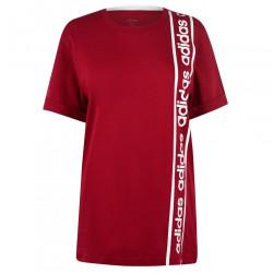 Dámske voĺnočasové tričko Adidas J6567