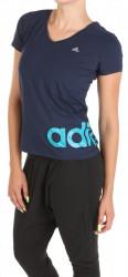 Dámske voĺnočasové tričko Adidas performance W0009