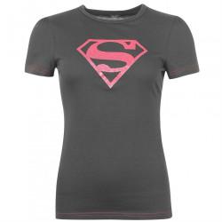 Dámske voĺnočasové tričko DC Comics H8169