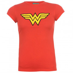 Dámske voĺnočasové tričko DC Comics H8170