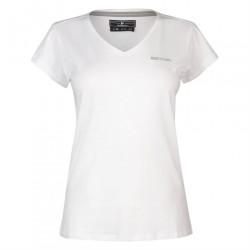 Dámske voĺnočasové tričko Donnay J4421