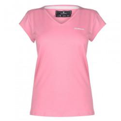 Dámske voĺnočasové tričko Donnay J4423