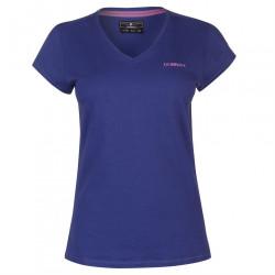 Dámske voĺnočasové tričko Donnay J4425