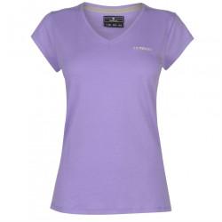 Dámske voĺnočasové tričko Donnay J4426