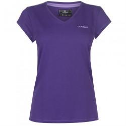 Dámske voĺnočasové tričko Donnay J4427
