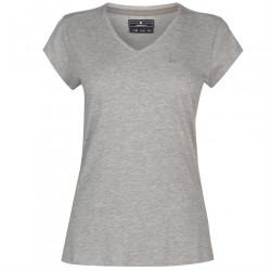 Dámske voĺnočasové tričko Donnay J4428