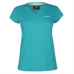 Dámske voĺnočasové tričko Donnay J4429