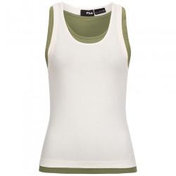 Dámske voĺnočasové tričko FILA D1891
