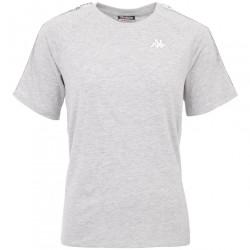 Dámske voĺnočasové tričko Kappa D1315