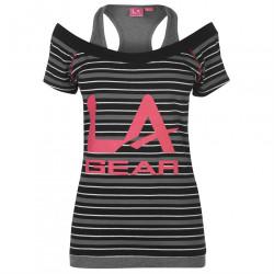 Dámske voĺnočasové tričko LA Gear J4859