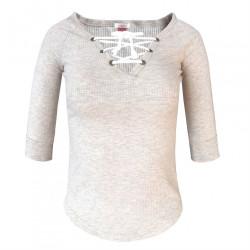 Dámske voĺnočasové tričko Lee Cooper J5210