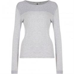 Dámske voĺnočasové tričko Maison De Nimes J5560